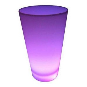 Glow Glow Party Cup - Multi White