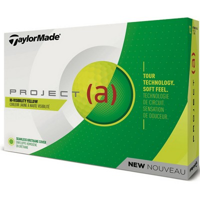 TaylorMade - Project A - Yellow - B1351601