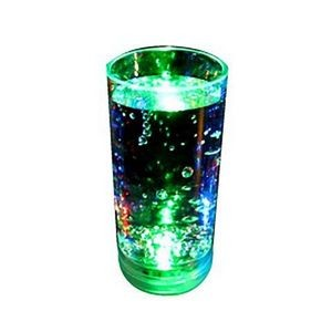 Glow Shooter Glass - Multi Clear Acrylic